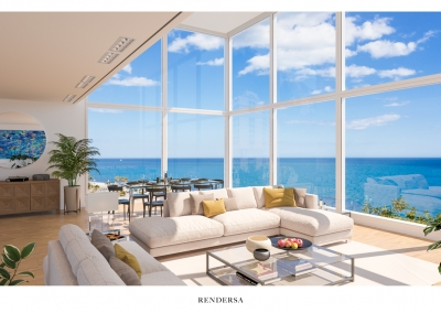 Renders Interiorismo South Beach