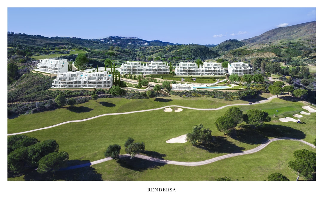 Renders Arquitectura Fairways